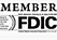 Memeber FDIC