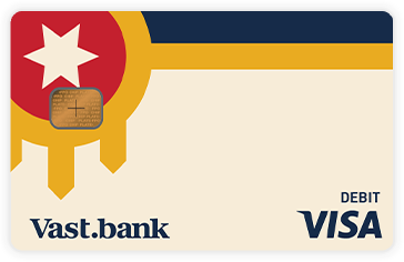 Vast-bank-card